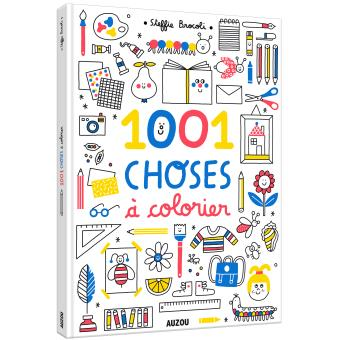 1001-choses-a-colorier brocoli